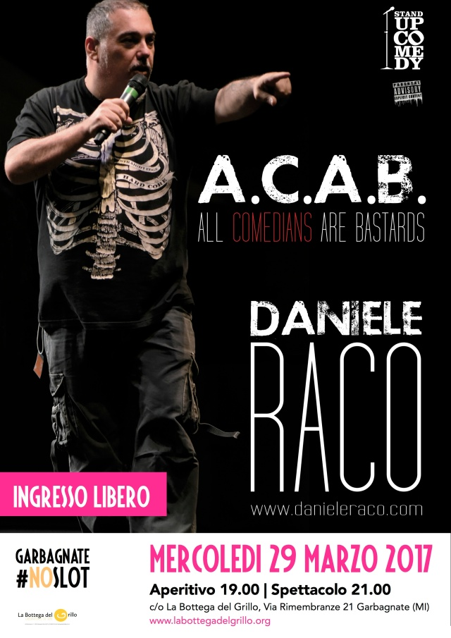 Daniele Raco_ACAB